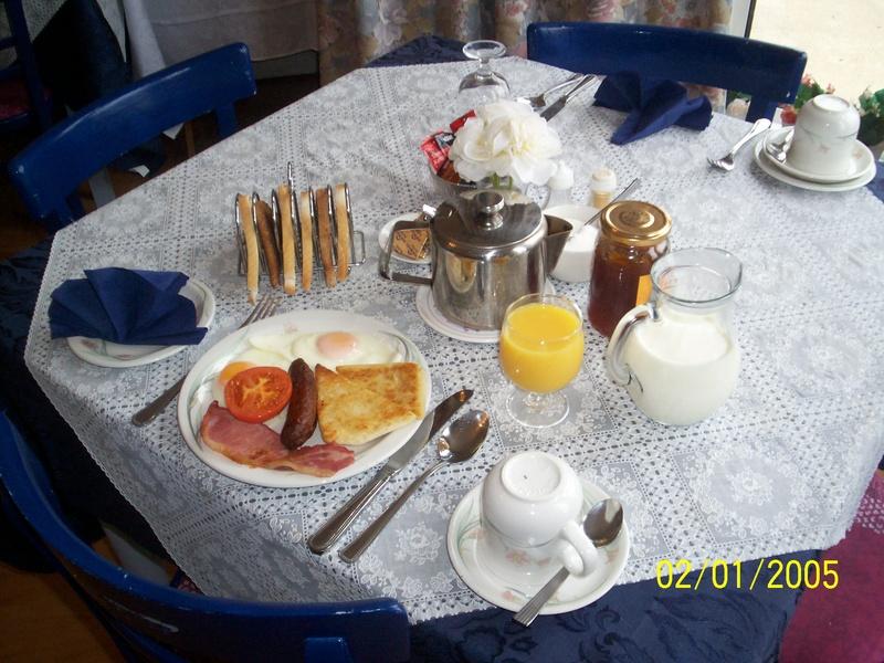 Breakfast at Atlantic View
