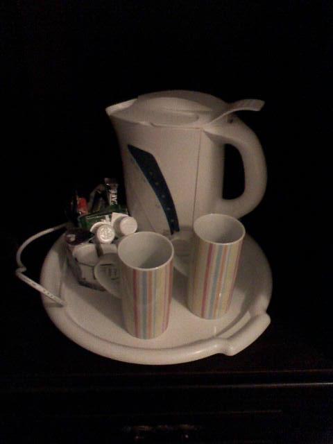 Tea, Coffee making facilities